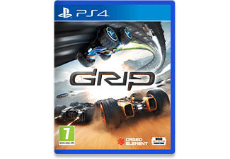 Grip NL/FR PS4
