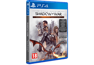 Shadow Of War (Definitive Edition) | PlayStation 4