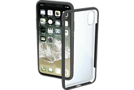 HAMA Frame , Backcover, Apple, iPhone XR, Polycarbonat/Thermoplastisches Polyurethan, Grau/Transparent