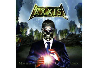 Axxis - MONSTER HERO [Vinyl]