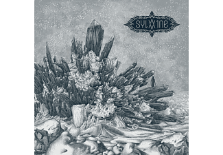 Sylvaine - Atoms Aligned,Coming Undone - (CD)