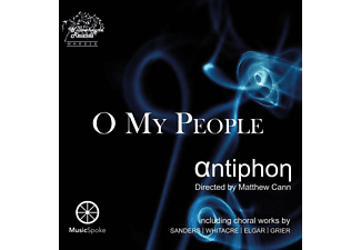 Matthew Antiphon/cann - O My People - (CD)