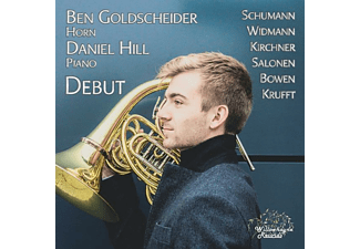 Goldscheider,Ben/Hill,Daniel - Debut - (CD)