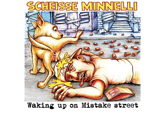 Scheisse Minnelli - Waking Up On Mistake Street (Lim.Ed.) - (Vinyl)