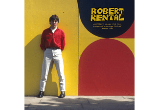 Robert Rental - Different Voices For You.Different Colours For Me - (Vinyl)