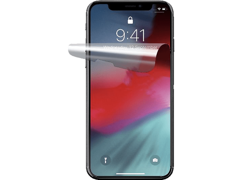 CELLULAR LINE Anti-Spiegel Displayschutzfolie (Apple iPhone 9) | 08018080333781