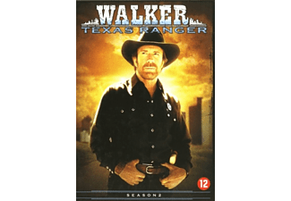 Walker, Texas Ranger: Seizoen 2 - DVD