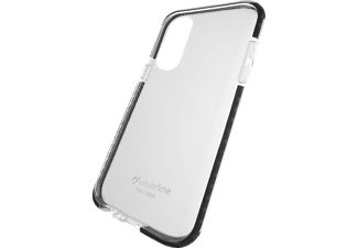 CELLULAR LINE TETRA FORCE SHOCK TWIST Handyhülle, Schwarz, passend für Apple iPhone 9
