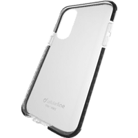 CELLULAR LINE TETRA FORCE SHOCK TWIST , Backcover, Apple, iPhone XS Max, Thermoplastisches Polyurethan + Versaflex™ + Polycarbonat, Schwarz