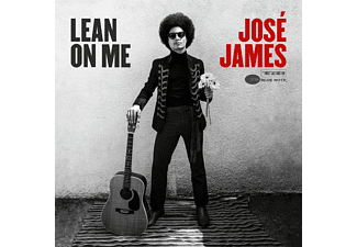 Jose James - Lean On Me - (Vinyl)