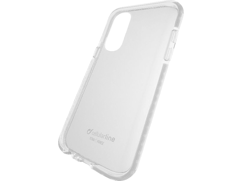 CELLULAR LINE TETRA FORCE SHOCK TWIST , Backcover, Apple, iPhone X, Thermoplastisches Polyurethan + Versaflex™ + Polycarbonat, Weiß