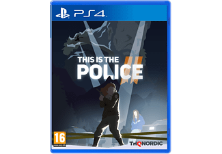 This is the Police 2 UK/FR PS4