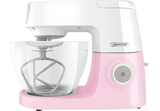 KENWOOD KVC5100P Chef Sense Colour Collection Küchenmaschine Weiß/Pastellpink 1200 Watt