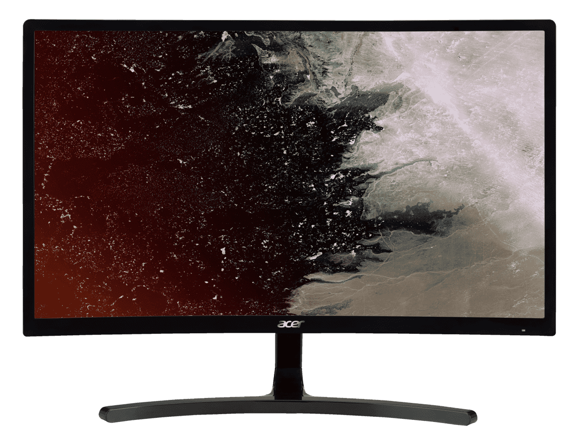 ACER ED242QRbi Full-HD Monitor (4 ms Reaktionszeit)
