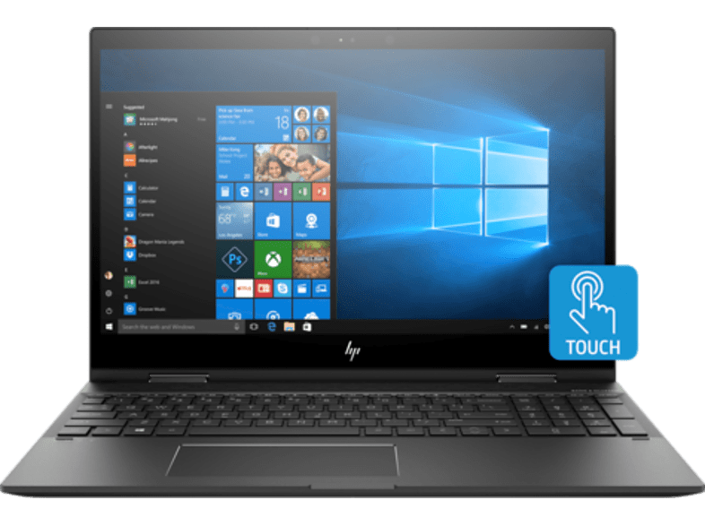 HP ENVY x360 15-cp0704nz - 15.6 , 1 TB + 128 GB