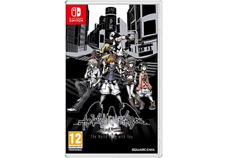 The World Ends With You -Final Remix- UK Switch