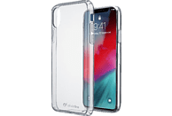 CELLULAR LINE Clear Duo , Backcover, Apple, iPhone XR, Thermoplastisches Polyurethan, Transparent