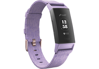 FITBIT Charge 3 SE - Fitnesstracker (Lavender)