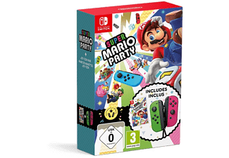 Super Mario Party Switch + Joy-Cons