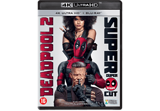 Deadpool 2 - 4K Blu-ray