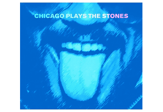ROLLING STONES.=TRIB= - CHICAGO PLAYS THE STONES - (CD)