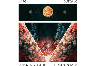King Buffalo - Longing To Be The Mountain (Silver) - (Vinyl)