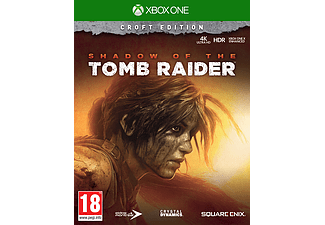 Shadow of the Tomb Raider (Croft Edition) | Xbox One