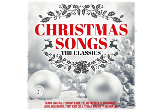 VARIOUS - Christmas Songs-The Classics - (CD)
