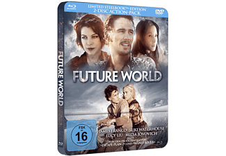 Future World (Limited Steel-Edition/Exkl. MMS) - (Blu-ray + DVD)