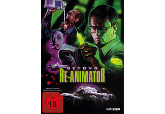 Beyond Re-Animator - 3-Disc Limited Collector's Edition - (Blu-ray + DVD)