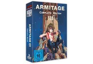 ARMITAGE 2 MOVIES & 4 OVAS - BOX - (DVD)