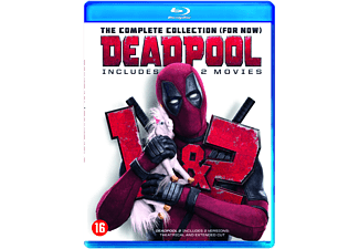 Deadpool 1 & 2 - Blu-ray