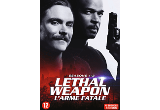 Lethal Weapon: Seizoen 1 & 2 - DVD