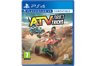 ATV Drift & Tricks NL/FR PS4