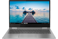 LENOVO Yoga 730, Convertible mit 13.3 Zoll Display, Core i5 Prozessor, 8 GB RAM, 256 GB SSD, Intel® UHD-Grafik 620, Platinum