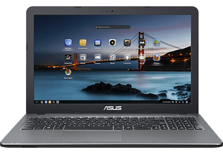 "ASUS X540MA-DM160 ezüst laptop (15,6"" Full HD/Celeron/4GB/256GB SSD/Endless OS)"