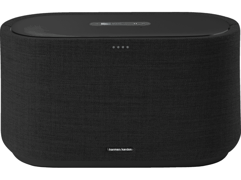 hifi-tests.de HARMAN KARDON Citation 500 - Multiroom Standlautsprecher mit Sprachsteuerung (App-steuerbar, Bluetooth, W-LAN Schnittstelle, Schwarz)