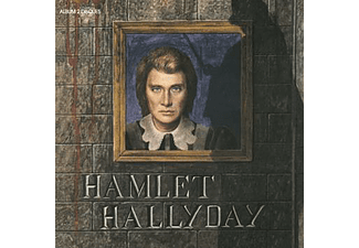 Johnny Hallyday - Hamlet CD