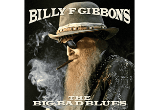 Billy F. Gibbons - The Big Bad Blues CD