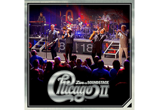 Chicago - Chicago II-Live On Soundstage - (CD + DVD Video)