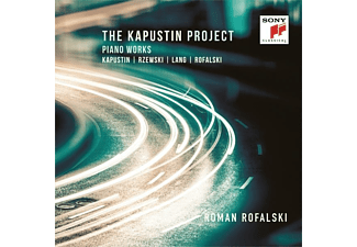 Roman Rofalski - THE KAPUSTIN PROJECT - (CD)