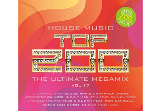 VARIOUS - House Top 200 Vol.17 - (CD)
