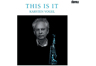 Karsten Vogel - This Is It - (CD)
