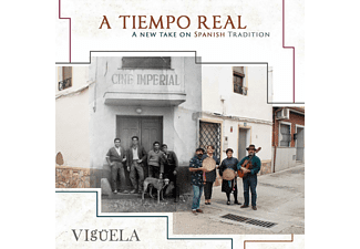 Viguela - A Tiempo Real-A New Take On Spanish Tradition - (CD)