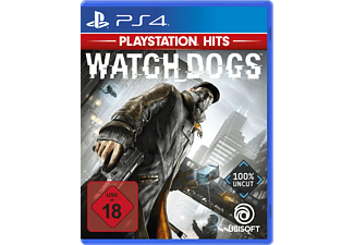 PlayStation Hits: Watch_Dogs - PlayStation 4