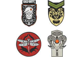 NUMSKULL Call of Duty Black Ops 4 Pin Badge Set Pin, Mehrfarbig