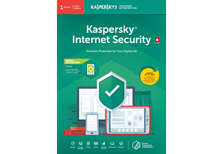 KASPERSKY PC/Mac - Kaspersky Internet Security - Swiss Edition (1 Gerät+1 Android Gerät) /D