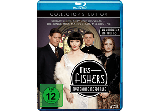 Miss Fishers mysteriöse Mordfälle - Collector's Ed - (Blu-ray)