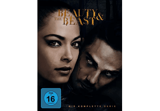 Beauty and the Beast (2012)-Die komplette Serie - (DVD)