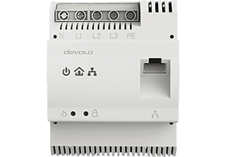 DEVOLO dLAN® pro 1200 DINrail, Ethernet-to-Powerline-Bridge